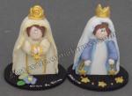 Minis Fatima y Milagrosa