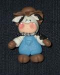 iman vaca campesino